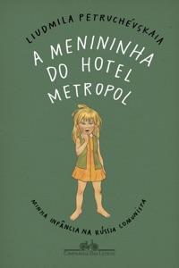 A menininha do Hotel Metropol Book Cover