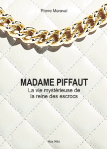 Madame Piffaut La couverture du livre martien