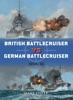 British Battlecruiser vs German Battlecruiser