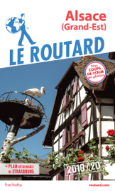 Guide du Routard Alsace 2019/20