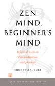 Zen Mind, Beginner's Mind Book Cover
