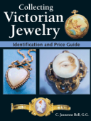 Collecting Victorian Jewelry Book Cover