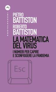 La matematica del virus Copertina del libro