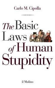 The Basic Laws of Human Stupidity Book Cover