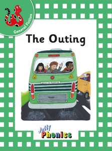 The Outing Book Cover