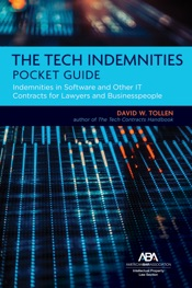 The Tech Indemnities Pocket Guide