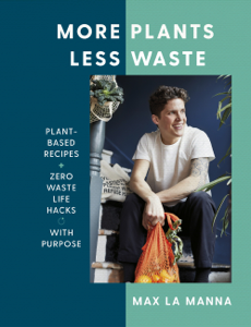 More Plants Less Waste Libro Cover