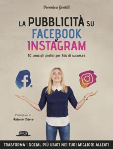 La Pubblicità su Facebook e Instagram Libro Cover