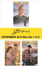Harlequin Love Inspired November 2019 - Box Set 1 Of 2