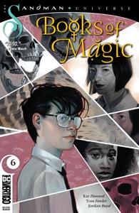 Books of Magic (2018-2020) #6