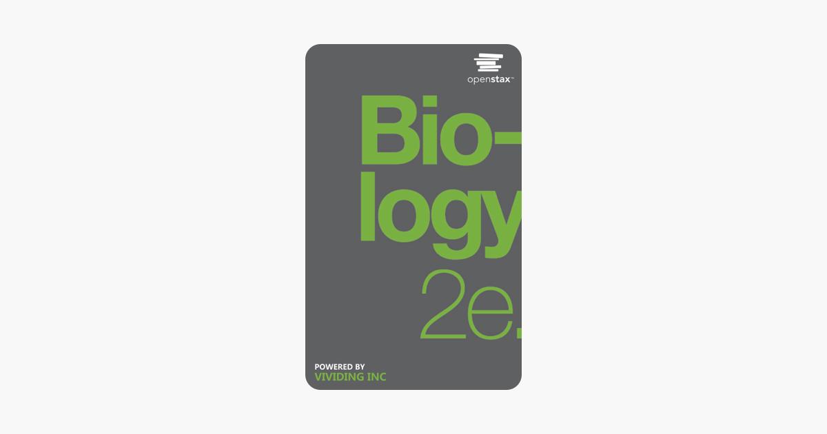 Biology 2e - OpenStax
