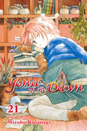 Yona of the Dawn, Vol. 21
