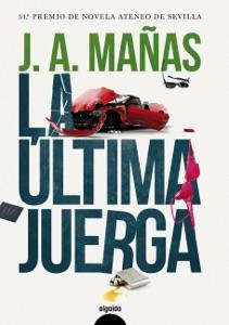 La última juerga Book Cover