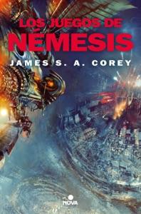 Los juegos de Nemesis (The Expanse 5) Book Cover