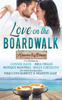 Nikki Lynn Barrett, Brea Viragh, Monique McDonell, Shannyn Leah, Connie Davé & Holly Cortelyou - Love on the Boardwalk  artwork