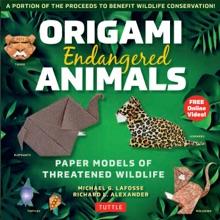 Origami Endangered Animals Ebook