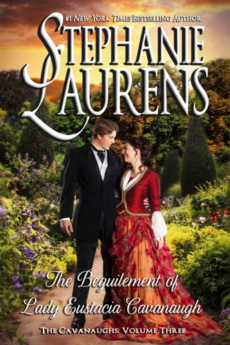 Stephanie Laurens - The Beguilement of Lady Eustacia Cavanaugh