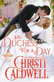 His Duchess For A Day book