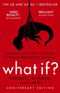 What If? Boekomslag