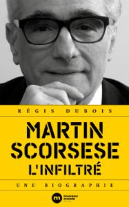 Martin Scorsese, l'infiltré La couverture du livre martien