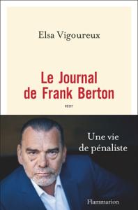 Le Journal de Frank Berton La couverture du livre martien