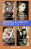 Carol Marinelli, Michelle Smart, Caitlin Crews & Melanie Milburne - Modern Romance May 2019: Books 1-4  arte