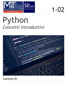 Python - Concetti introduttivi Copertina del libro