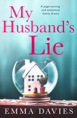Emma Davies - My Husband's Lie book