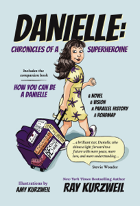 Danielle: Chronicles of a Superheroine La couverture du livre martien