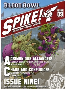 Spike! Journal Issue 9 Book Cover