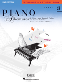 Piano Adventures : Level 2A - Technique & Artistry Book