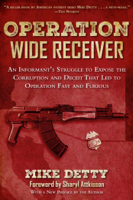 Mike Detty & Sharyl Attkisson - Operation Wide Receiver artwork