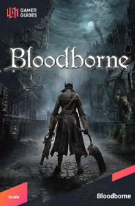 Bloodborne - Strategy Guide Book Cover