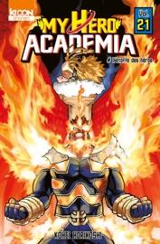 My Hero Academia T21 PDF Download