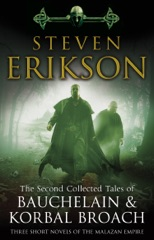 The Second Collected Tales of Bauchelain & Korbal Broach