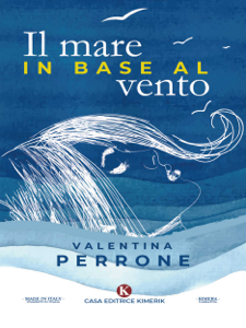 Il mare in base al vento Libro Cover