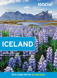 Moon Iceland Book Cover