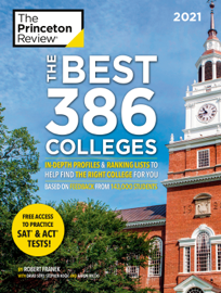 The Best 386 Colleges, 2021