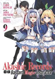 Akashic Records of Bastard Magic Instructor Vol. 9