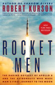 Rocket Men Copertina del libro