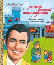 Mister Rogers Neighborhood Henrietta Meets Someone New
