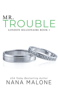 Mr. Trouble Book Cover