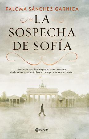 La sospecha de Sofía - Paloma Sánchez-Garnica