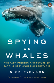 Spying on Whales book