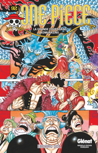 One Piece - Édition originale - Tome 92 La couverture du livre martien