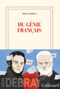 Du génie français La couverture du livre martien