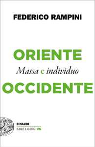 Oriente e Occidente Copertina del libro