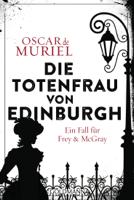 Oscar de Muriel - Die Totenfrau von Edinburgh artwork