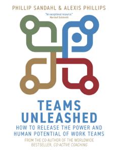 Teams Unleashed La couverture du livre martien