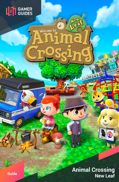 Animal Crossing: New Leaf - Strategy Guide